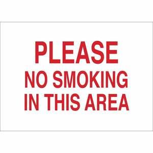 25139 NO SMOKING SIGN