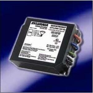 SYLVANIA QTP1X39MH-UNV-SQ-F Electronic F-Can Ballast, Metal Halide, 39W, 120-277V
