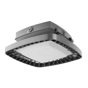 Atlas Lighting Products CPM80LED LED Low Profile Canopy Light, 80W