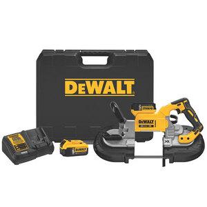DEWALT DCS374P2 20V Deep Cut Band