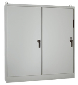 """nVent Hoffman A84XM4024FTCG Heavy-Duty Free-Stand Disconnect Enclosure, 84.12"""" x 40.25"""" x 24.12"""""""