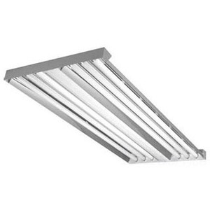 Hubbell-Columbia Lighting LHVWG4-4 Wire Guard, LHV Series, 4-Lamp, White