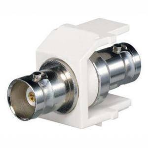 Panduit NKBNCMIGY NK Coupler Module, BNC 50 ohm, Internati