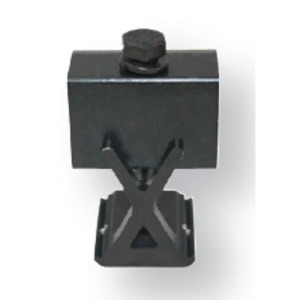 SnapNrack 242-02065 Bonding Adjustable X-End Clamp