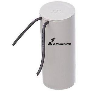 Philips Advance 7C550P24RA Non-PCB Capacitor Case Type: Round