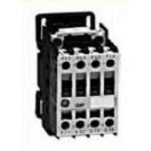 GE CL01A400TJ Contactor, IEC, 4P, 25A, 690VAC, 120VAC Coil, Screw Terminal