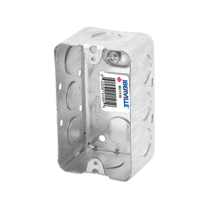 BC-1110 UTILITY BOX 1-7/8 IN DEEP