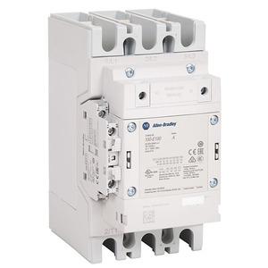 Allen-Bradley 100-E190KY11 Contactor, 190A, AC3, 48-130V AC/DC Electronic Coil , 1NO/1NC