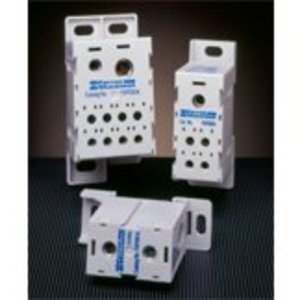 Mersen FSPDB2A Power Distribution Block, (1) 2/0 - #14