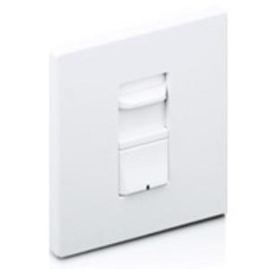 Leviton AWSMT-EBW Wall Box Dimmer, Preset, Slide, 120/230/277V, White
