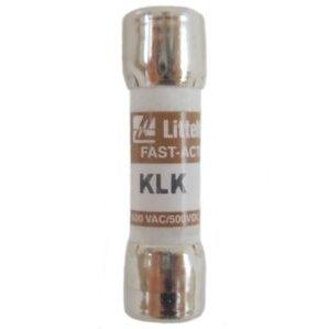 Littelfuse KLK006 Fuse, 6A, 600VAC, KLK Series Fast Acting
