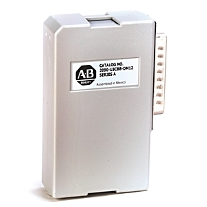 Allen-Bradley 2090-U3BB-DM12 Control Interface Breakout Board, 12-Pin, SERCOS Rated