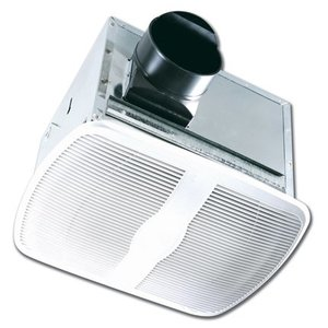 """Air King AK80LS-1 Exhaust Fan with 4"""" Duct"""