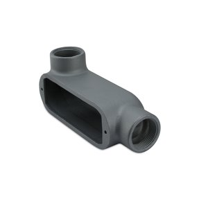 "Appleton LL100-M Conduit Body, Type: LL, 1"", Form 35, Malleable Iron"