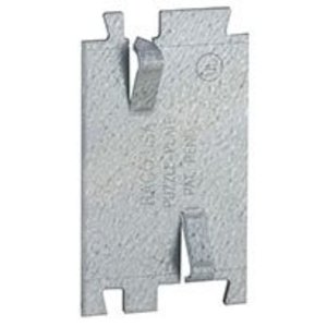 Hubbell-Raco 2712 CABLE PROTECTOR PLATE  2-3/4IN L 100PK