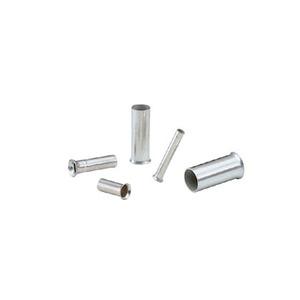 Panduit F76-10-M Ferrule, non-insulated, 18 AWG (0.75mm²