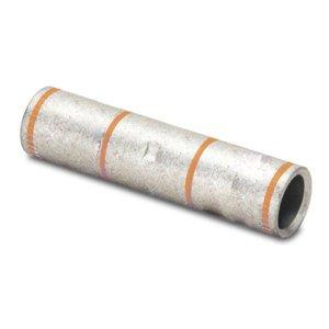 Burndy YS27LBOX Compression Buttsplice, Copper, 3/0 AWG, Standard Barrel