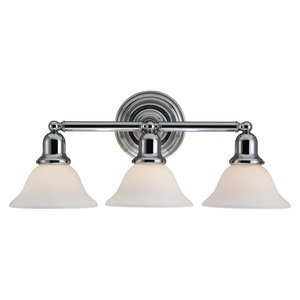 Sea Gull 44062-05 3L Decor Bath Bracket Chrome