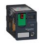 RXM4AB2P7 MINIATURE RELAY 4 CO  +  LED 2