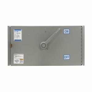 Eaton FDPW325R FDPW 325R 400A Switch Final Assembly