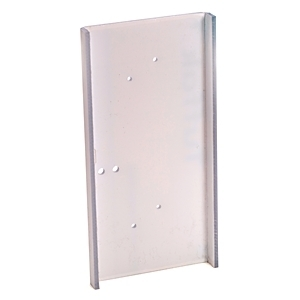 Allen-Bradley 1799-COV20 Cover, Clear Plastic, for 10 In/10 Out, I/O Module *** Discontinued ***