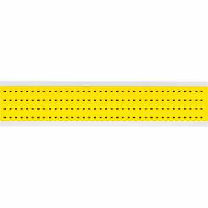 3400-DSH 34 SERIES NUMBER & LETTER CARD