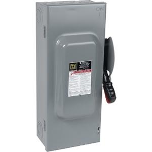 CHU363 SWITCH 3P3W 100A 600V N/FUS E1