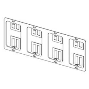 Eaton B-Line BB10-4 B-LINE BB10-4 BRACKET, MOUNTS FOUR