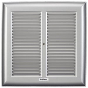 Broan BP24 BROAN BP24 Grille ? Bath Fan (Metal