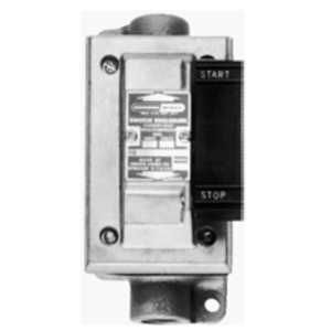 Cooper Crouse-Hinds MC21273 MC SELECTOR SWITCHES/PILOT LIGHT 3/4 *** Discontinued ***