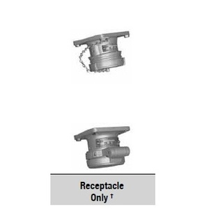 Appleton ADR3033 Pin & Sleeve Receptacle, 30A, 3W3P, Style 1
