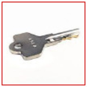 Allen-Bradley X-307924 KEY,CYLINDER LOCK FOR