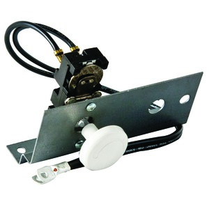Electromode EUAT Thermostat, 1-Pole Almond