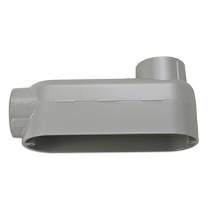 "Appleton LB200-A Conduit Body, Type: LB, Size: 2"", Form 85, Aluminum"