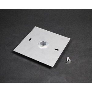 Wiremold AL2451H Box Adapter Aluminum