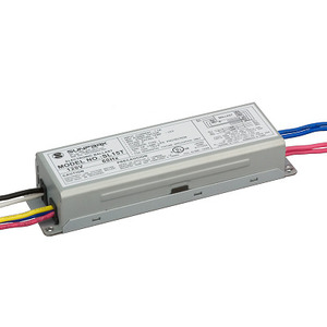 Candela SL27T Electronic Ballast, Compact Fluorescent, 2-Lamp, 18W, 120V