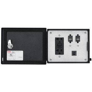 Hoffman HGF5USBUSBSS DUAL USB PROG PORT GF 4X
