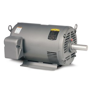 Baldor M3112 .75HP 1725RPM 3PH 60HZ 56 3420M OPEN F1