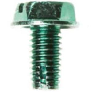 "Dottie 1032TCTP 5/16"" Hex Slot Ground Screw"