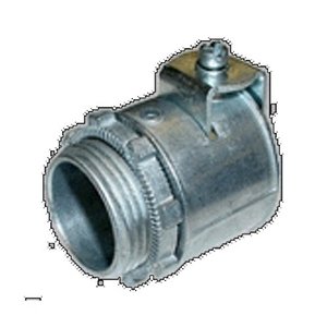 "Bridgeport Fittings 573-DC2 BPT 573-DC2 1"" MC/FMC CONNECTOR"