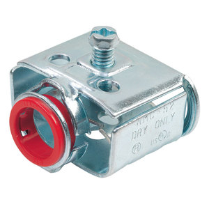 "Bridgeport Fittings AMC-52 3/8"" DUPLEX E-Z LOCK ASY"