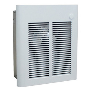 Qmark CWH1202DSF Commercial Wall Heater, Fan Forced, 2000/1000/1500/750W, 240/208V