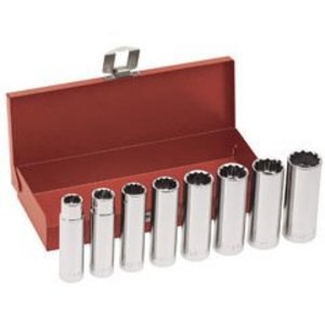Klein 65514 1/2 In Dr Socket Set