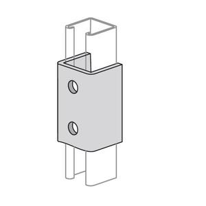 Power-Strut PS631-EG Two Hole Splice Clevis