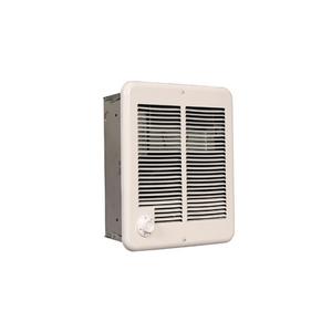 Qmark CRA2024T2 Wall Heater, Fan Forced, 2000W, 208/240V, White