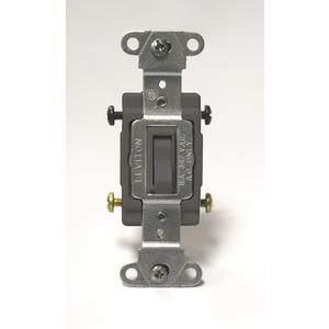 18204-CG GY SW TGL 4W 15A347VAC
