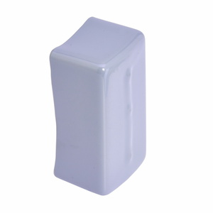 Eaton B-Line B822AW PLASTIC END CAP FOR 1 5/8-IN. X 1 5/8-IN. BACK TO BACK OR 3 1/4-IN.