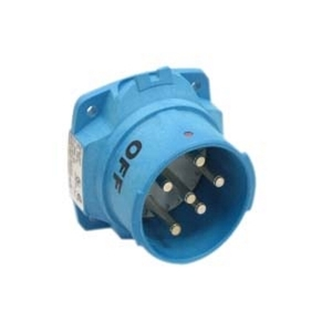 Meltric 63-38043-972 Inlet with 2 Pilots