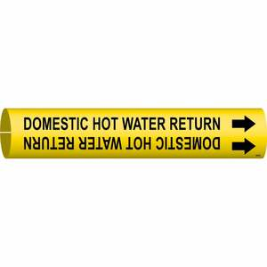 4052-B 4052-B DOMESTIC HOT WATER RET/YEL
