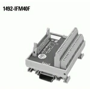 Allen-Bradley 1492-IFM40F Interface Module, Digital, 40 Point Feed Through, Standard